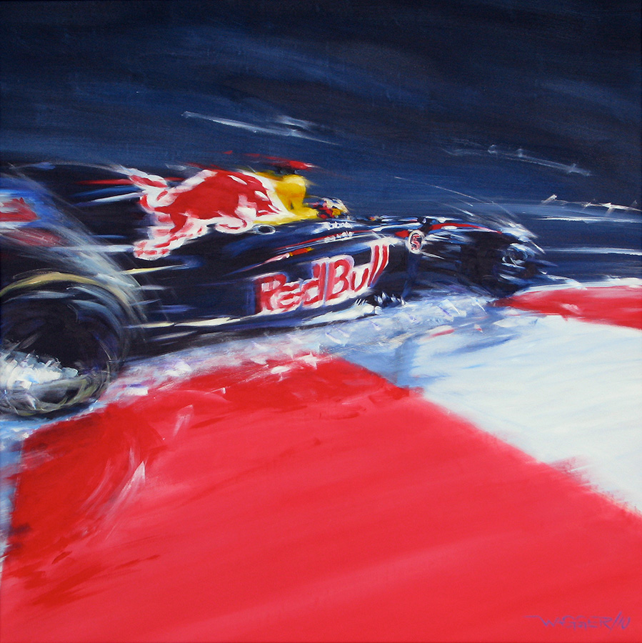 rb6 - Acryl auf Leinwand/Acrylic on canvas - Größe/size 120/120cm - Preis auf Anfrage/Price upon request