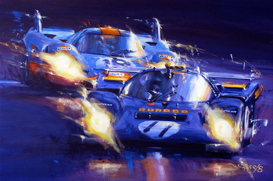 512917lm - Acryl auf Leinwand/Acrylic on canvas - Größe/size 150/1000cm - verkauft/sold