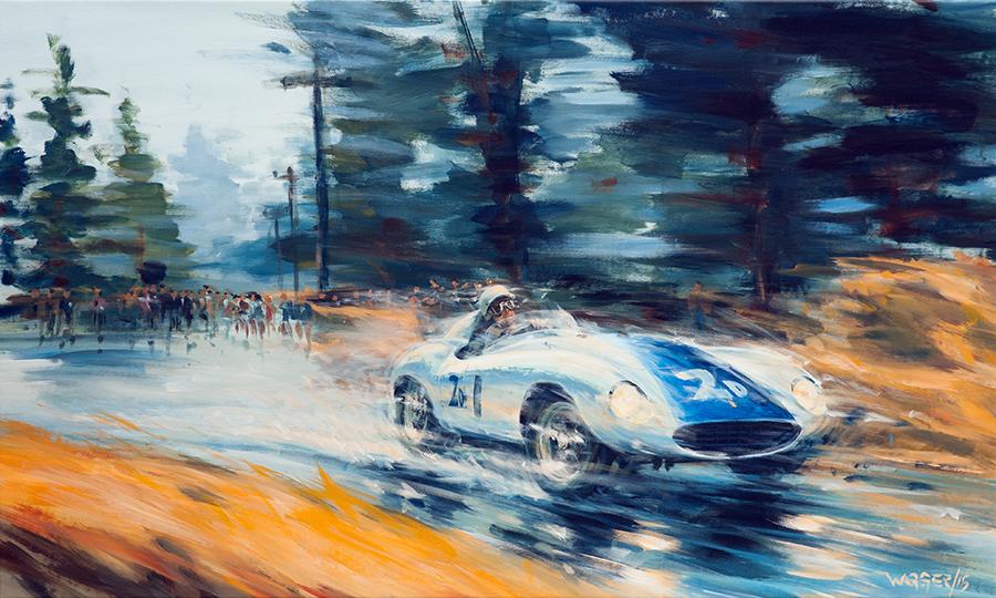 PB#55 - Acryl auf Leinwand/Acrylic on canvas - Größe/size 150/90 cm - Preis auf Anfrage/Price upon request