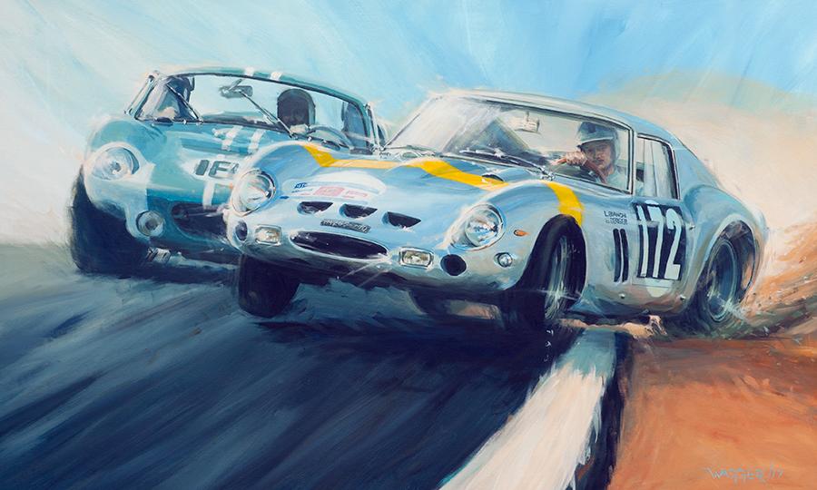 holding on - Acryl auf Leinwand/Acrylic on canvas - Größe/size 150/90 cm - verkauft/sold