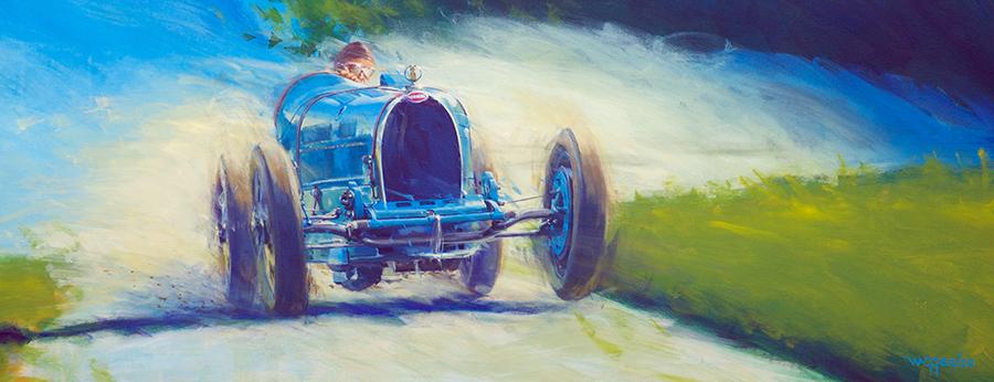 aiming- Acryl auf Leinwand/Acrylic on canvas - Größe/size 130/50 cm - Preis auf Anfrage/Price upon request