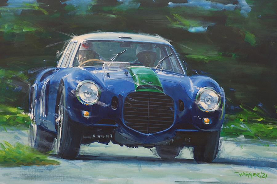 shortlived - Acryl auf Leinwand/Acrylic on canvas - Größe/size 90/60 cm - Preis auf Anfrage/Price upon request